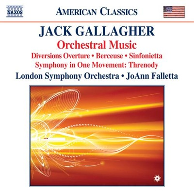 Jack Gallagher - Orchestral Music | London Symphony Orchestra